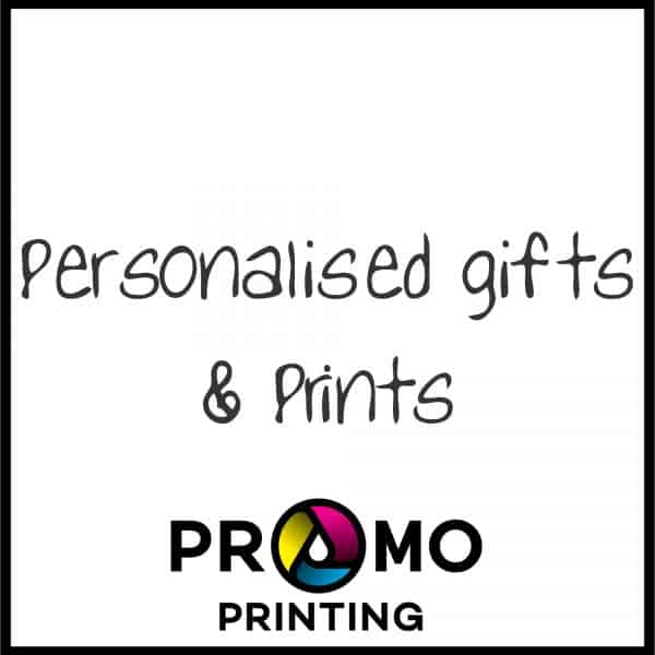 Personalised gifts and prints