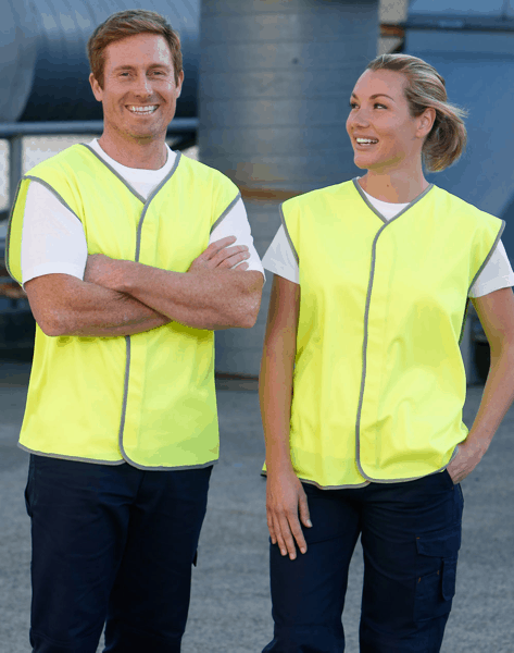 Hi-Vis Jackets and Vests